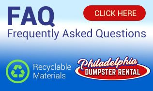 Philadelphia Dumpster Rental - Philadelphia Pennsylvania - Same Day Delivery!